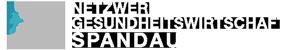 NETZWERK GESUNDHEITSWIRTSCHAFT SPANDAU Logo